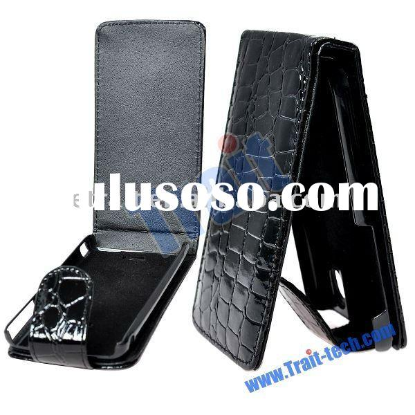Magnetic Flip Leather Case for LG Optimus Black P970