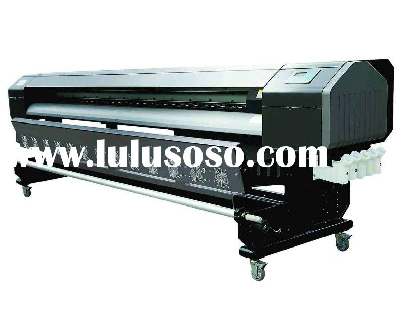 Pioneer 330SW Solvent Printer(with Spectra skywalker printhead)