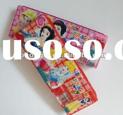 Plastic Double-face Multipurpose School Pencil box