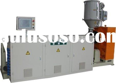 Provide high quality SJ single screw plastic extruder series