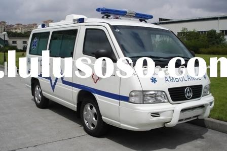 (Manufacturer): Intensive Care Ambulance with ISTANA chassis
