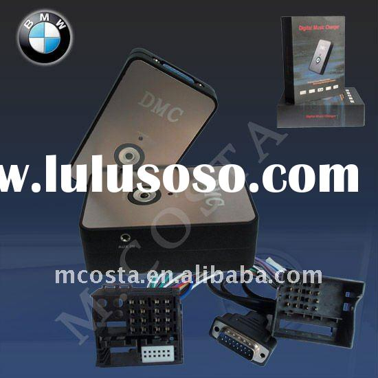 audio link car usb for BMW 12 pin with CE,FCC,RoHS approved
