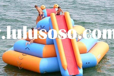 best selling pvc inflatable water slide toy