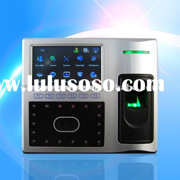 facial recognition access control with photo id function