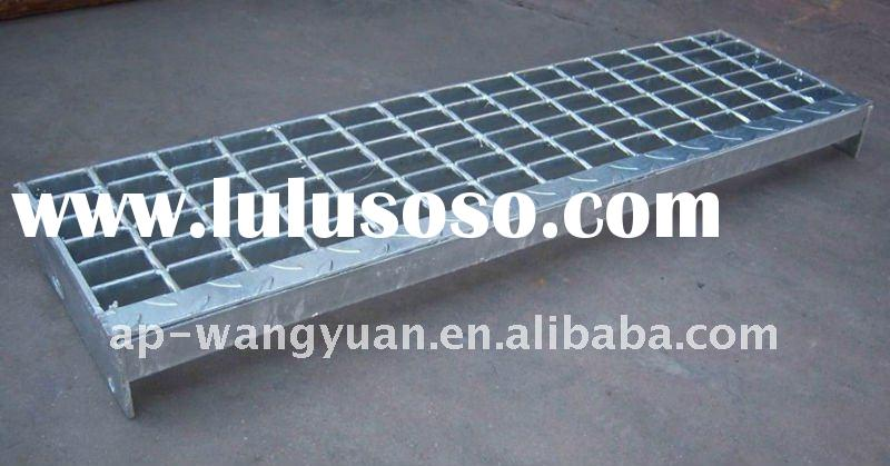 galvanized steel grating/grill ISO factory