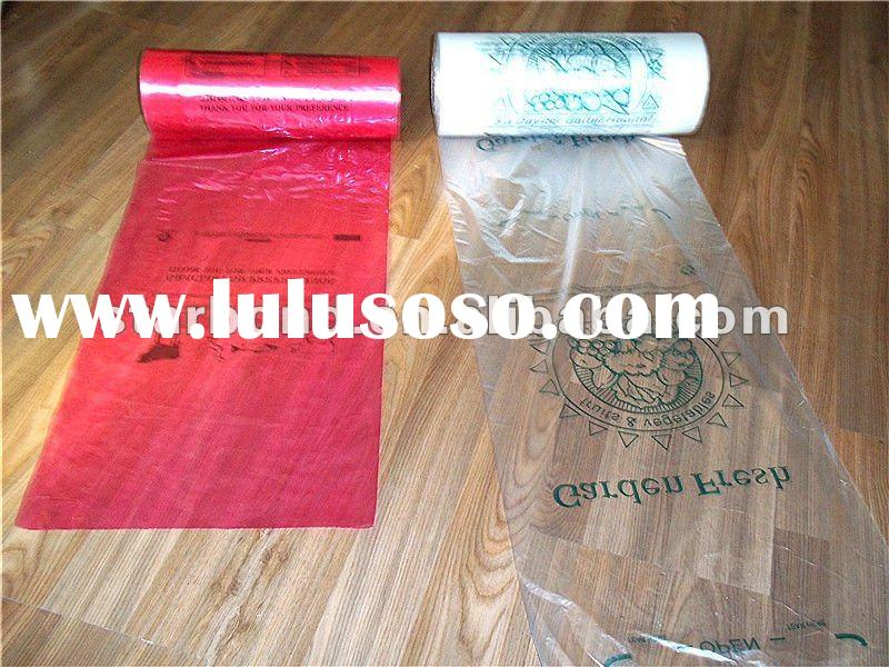 high quality plastic bags, plastic bags on roll
