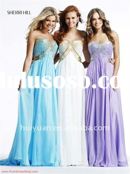 many colors beaded evening wear tops