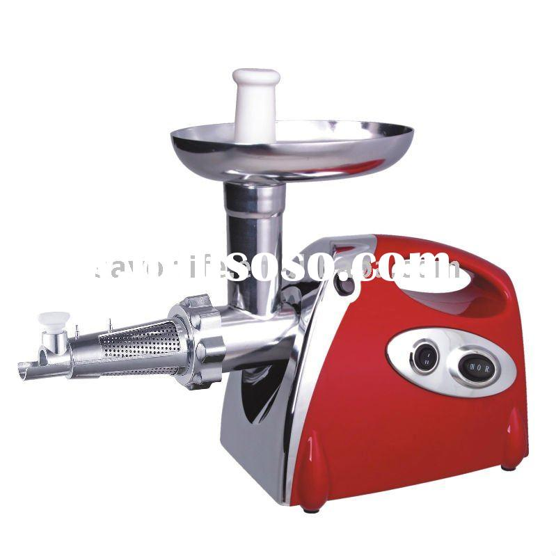 meat grinder with juicer maker