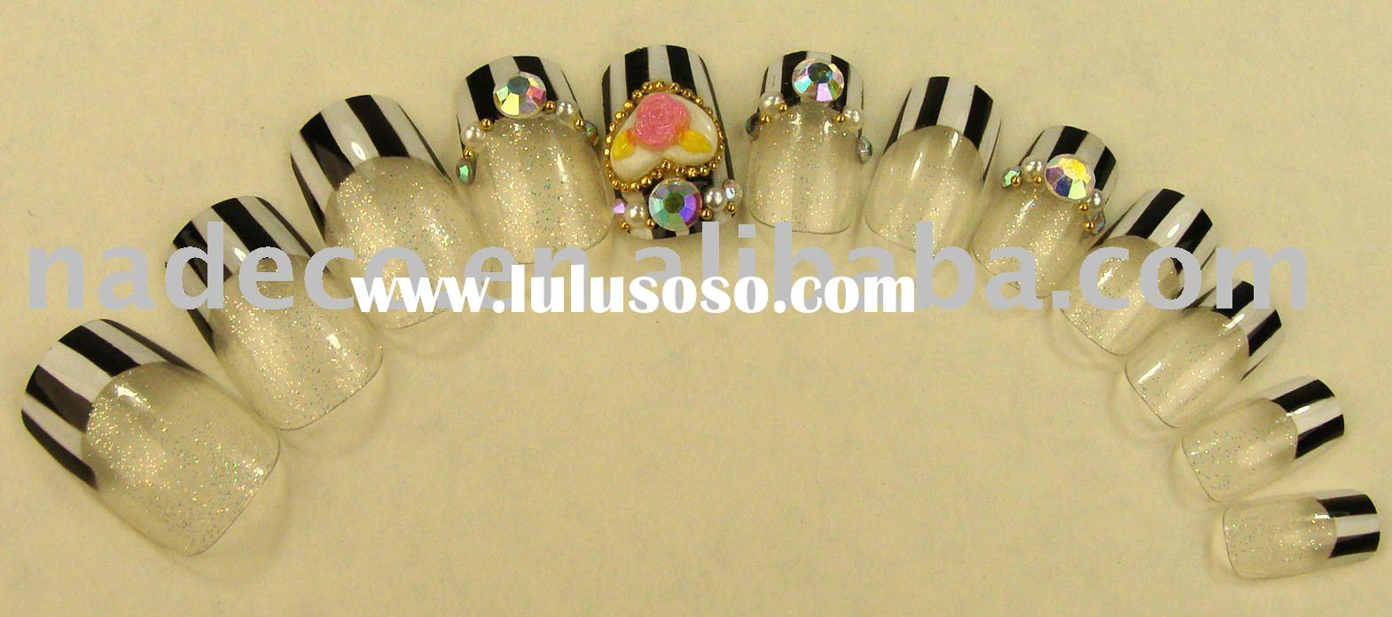 nail art,french nails,fake nails,nail tip,false nail.3D nails