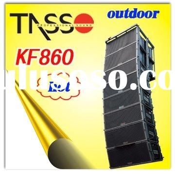 outdoor line array system, professional audio, pa speaker, loudspeaker