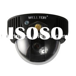 1/3 Sony CCD High Quality IP65 Array IR fisheye cctv camera (WT-EA501Y) On Sale