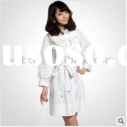 2011 spring summer collection women cotton clothing(789B)