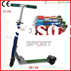 2012 hot sale kick scooter foot scooter aluminium scooter