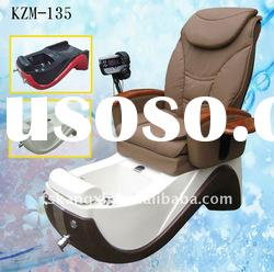 2012 styling beauty salon pedicure spa chair KZM-S135 with mp3