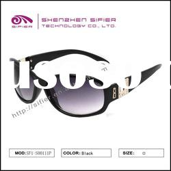 Best Selling Diamond Design High Quality Lady Fashion Sunglasses