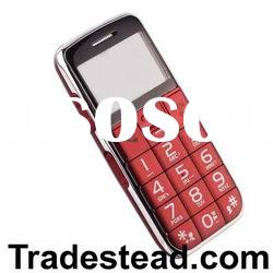 Big Key Front Torch GSM Senior Old Man Cell Phone with FM SOS Big Button