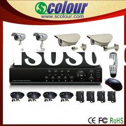 Cheap home Video surveillance h 246 dvr