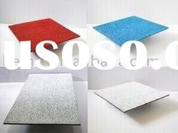 Colorful acoustic Ceiling board--Aluminum foam panel (Open cell)