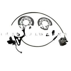 Dirt bike brake assembly disc brake disc brake assy