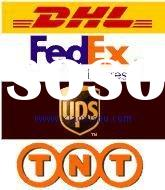 Express service from China to Europe.DHL/UPS/FEDEX/TNT/EMS