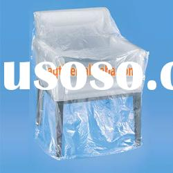 Extra-large disposable plastic furniture covers
