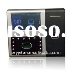 Facial fingerprint time attendance access control with wifi