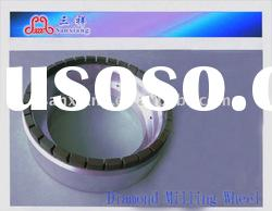 Flat Diamond Milling Grinding Wheel for optical glass processing tools