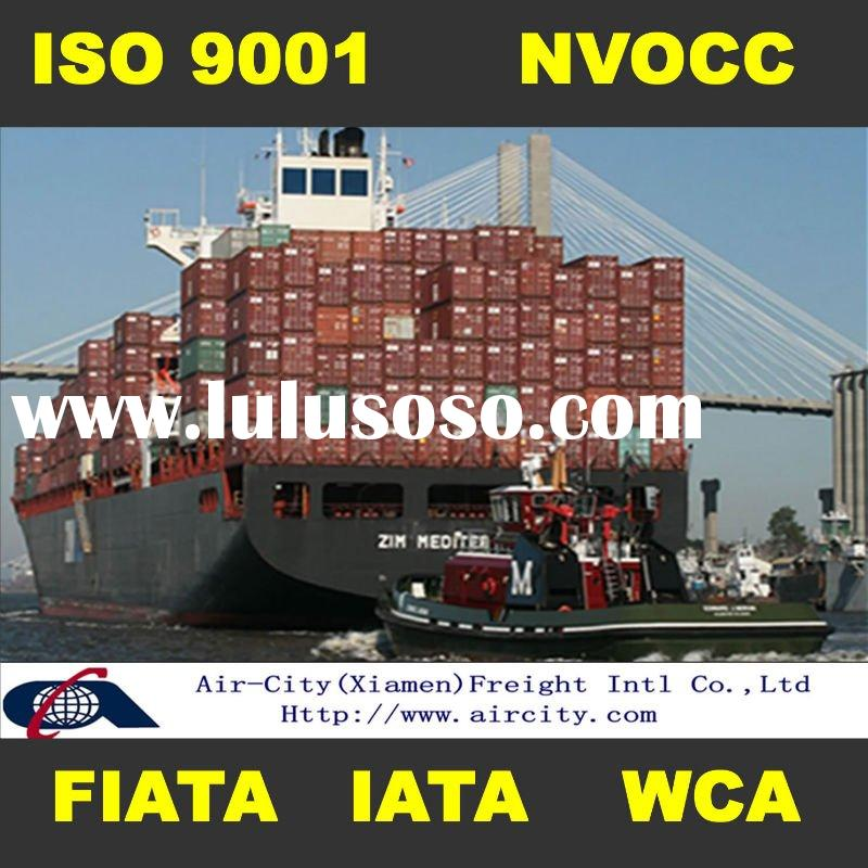 Freight forwarding from China to Southeast Asia