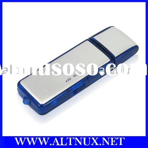 High Speed USB 2.0 interface USB voice Recorder 4GB RS11