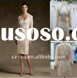 Hot Sall Elegant Mother Of The Bridal Dress 2011 Y0773