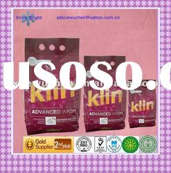 Klin High Quality Strong Perfume Detergent, Powder, Laundry Deterget, quality as Ariel, OMO
