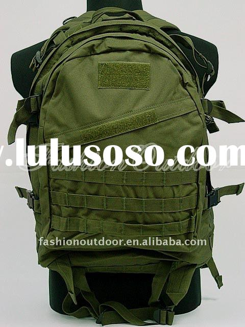 Military backpack--3-Day Assault Pack waterproof and adjustable