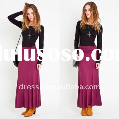 Pictures of Long Skirt, Womens Fashion Wholesale Clothing