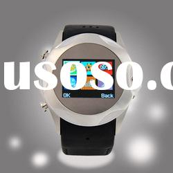 S730 KK Video 3G Wrist Cell Phone Watch Dual Sim Cards Standby with Build in 4GB memory