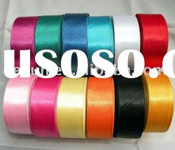 Satin Ribbon,Polyester Material,Hair Ribbon,Hoildays Ribbon