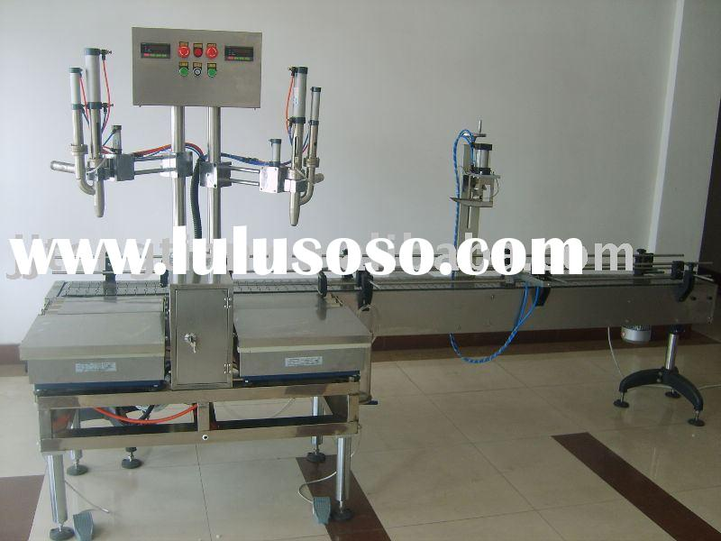 Semi-automatic Weighing Filling Machine