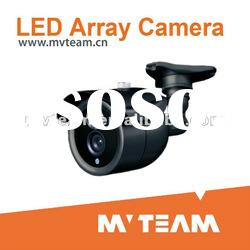 Top Sale LED Array CCTV Security Camera With 2 Years Warranty