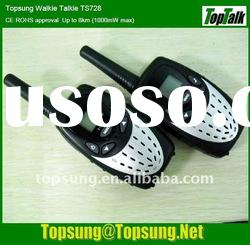 Topsung business 500mW long range walkie talkie radios no license request