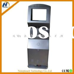 Touch screen interactive information kiosk from kiosk Manufacture