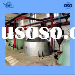 Yongle brand continuous 30-600 T/D crude soybean oil refinery equipment for sale