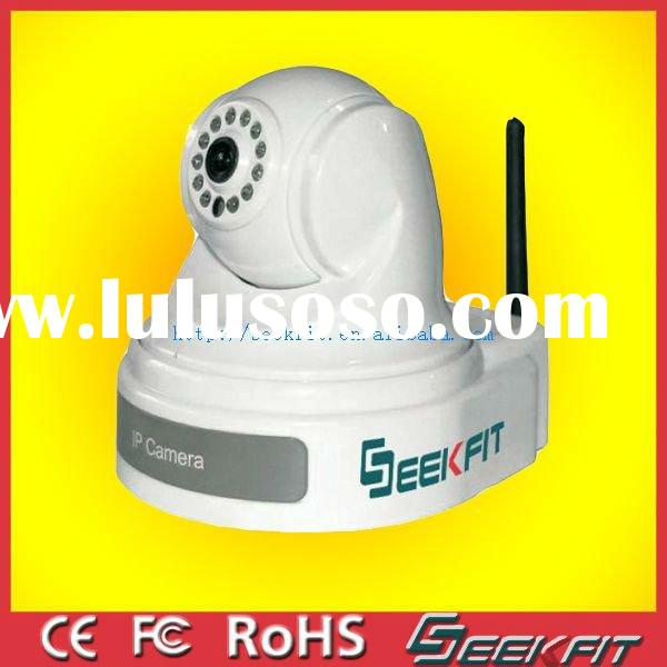 built-in SD card slot indoor constant speed dome small surveillance cameras