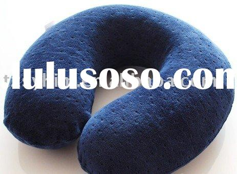 mix-functions memory foam neck pillow