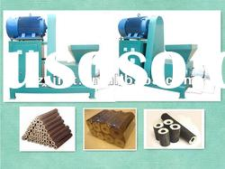 sawdust log making machine with free spare parts