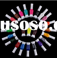 103 fashionable color glow in the dark nail polish from chinese works