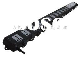 10 Way Vertical Surge Protector Power Strip