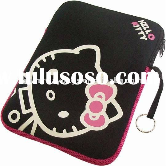 15.6 inch Cute hello kitty laptop sleeve