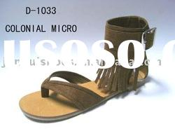 2010 summer collection, lady fashion sandals