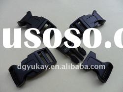 "5/8"" Curved Plastic Side Release Buckle for Pet Collar"