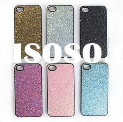 Bling Rubber Hard Case Cover+Guard for iPhone 4 4G#8224