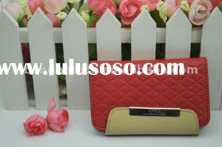 Cheap with high quality leather case for iphone 4 4s